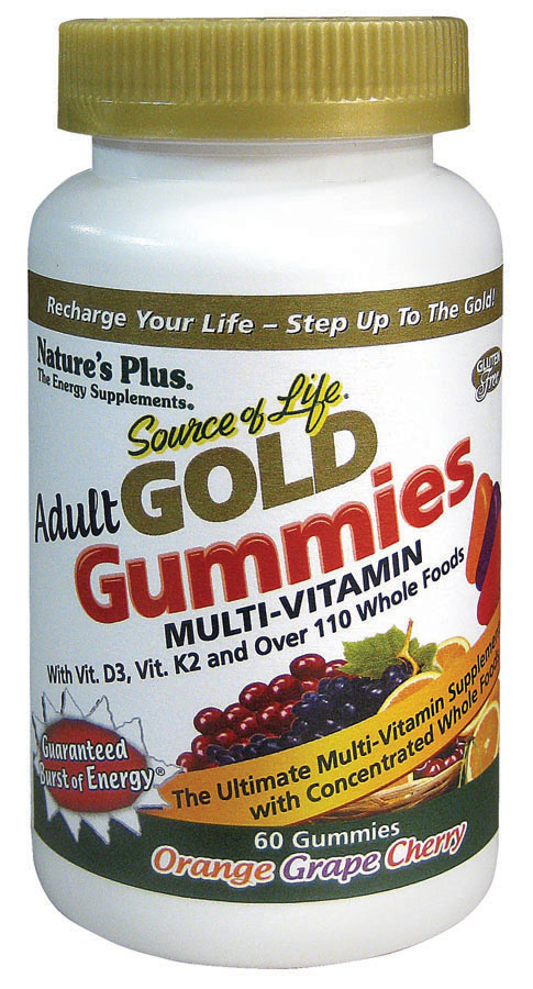 Source of Life Gold Adult Gummies by Nature's Plus
