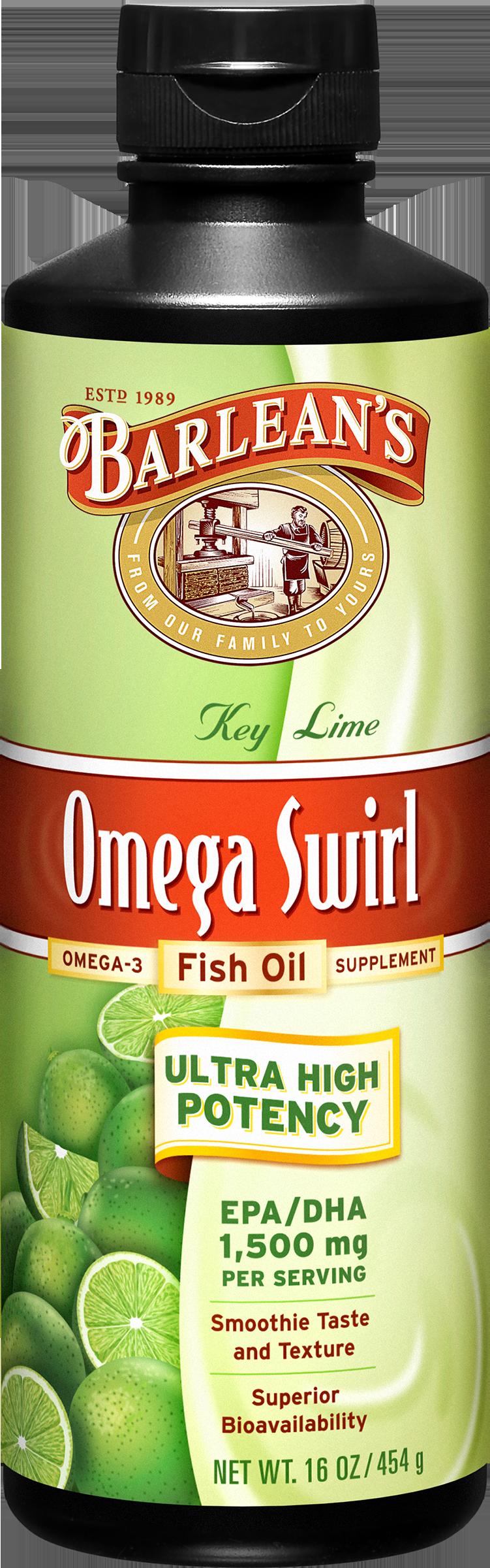Omega Swirl by Barlean's