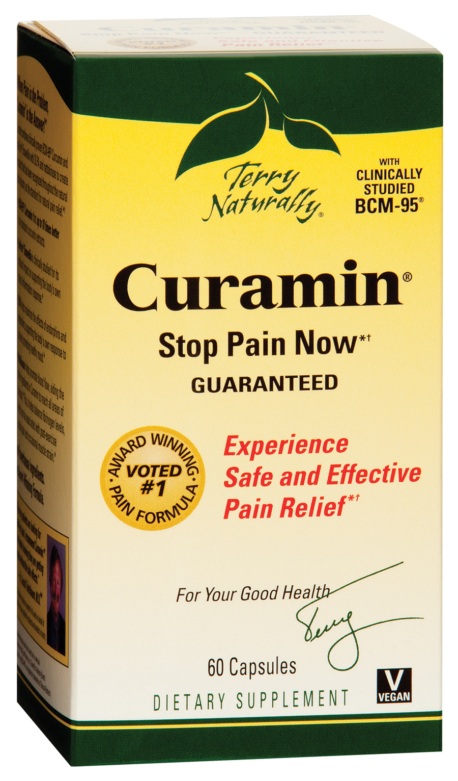 Curamin by EuroPharma (Terry Naturally)