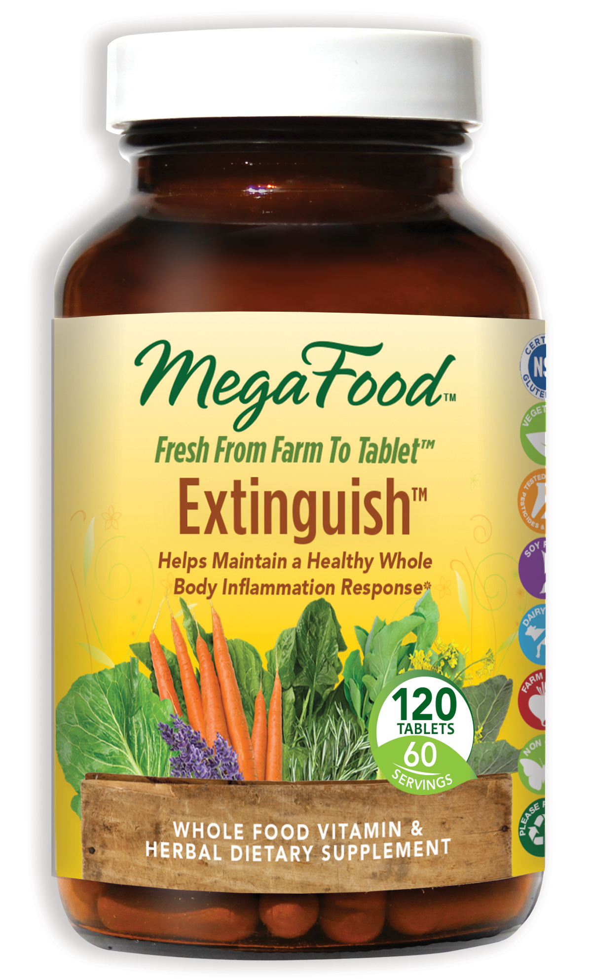 Extinguish by MegaFood