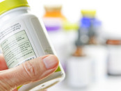 vitamin bottle labeling