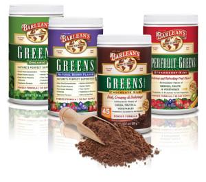 Barlean's Greens Group