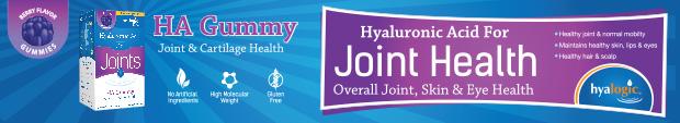 Hyalogic HA Gummy