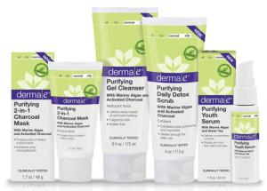 Purifying Skincare Line
