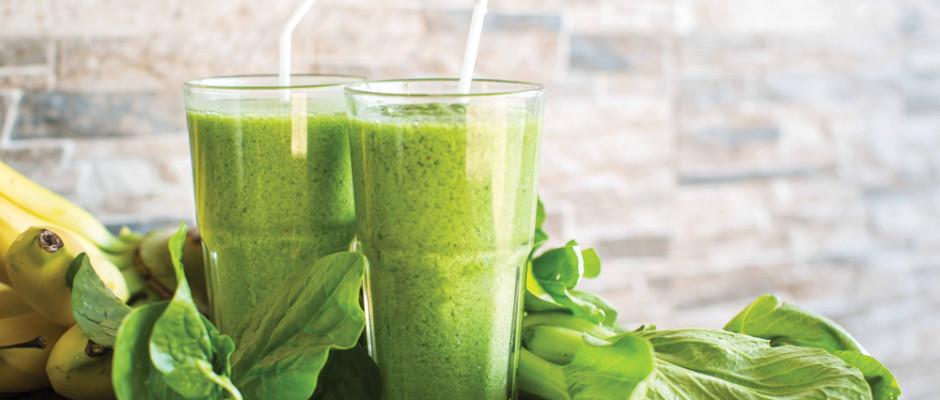 Green Super Foods
