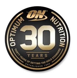 Prominent Sports Nutrition Brand Optimum Nutrition Celebrates Thirty Years (PRNewsFoto/Optimum Nutrition)