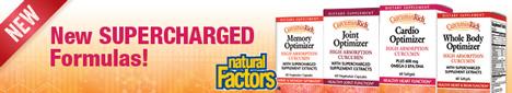 Natural Factors CurcuminRich Optimizer