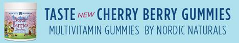 Nordic Naturals Cherry Berry