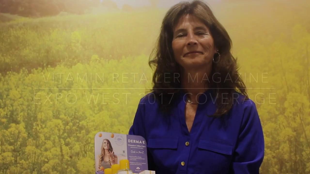 Expo West 2017: Dr. Linda Miles & Derma E