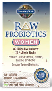 Garden of Life Raw Probiotics Women