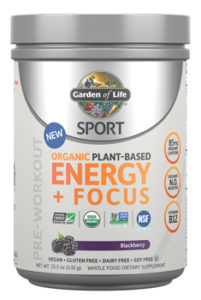 Garden of Life SPORT Energy & Focus