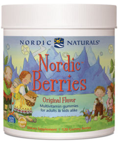 Nordic Natural Nordic Berries