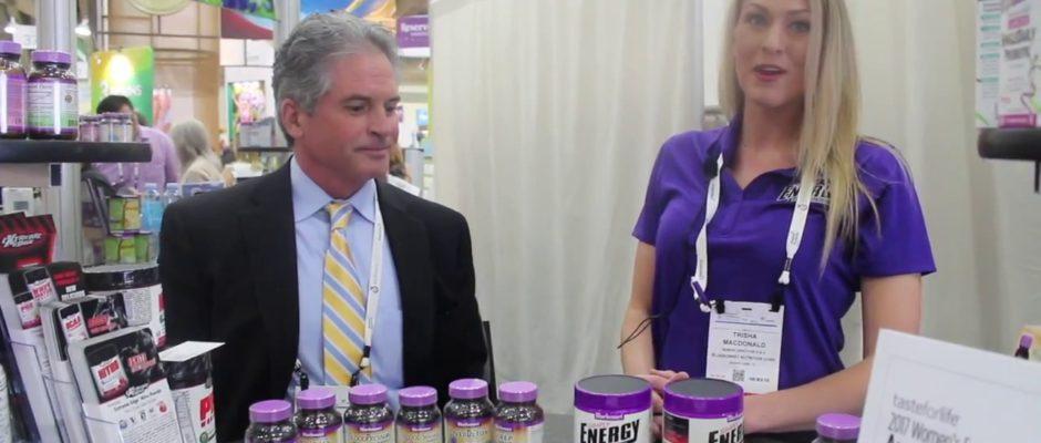 Expo East 2017: Trisha MacDonald & Pat Hessler, Bluebonnet Nutrition Corporation