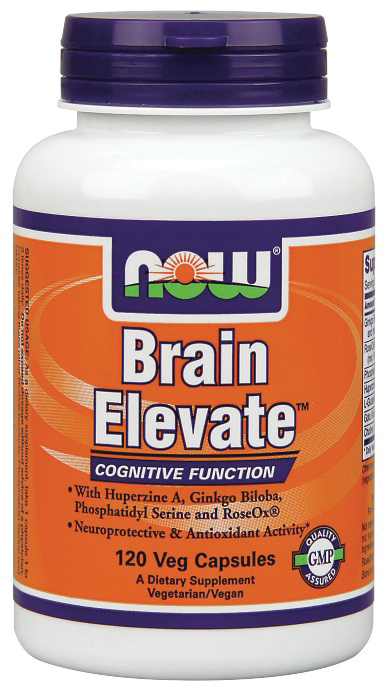 Brain Elevate by NOW Foods