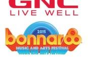 GNC & Bonnaroo Logos