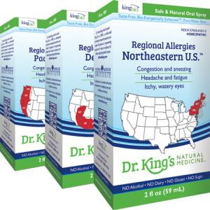 KingBio Regional Allergies