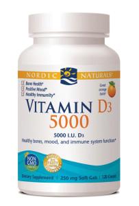 Vitamin D Nordic Naturals