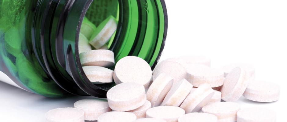 Selenium pills