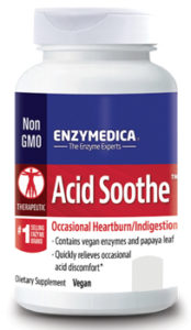 Enzymedica Acid Soothe