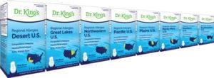King Bio Regional Allergies