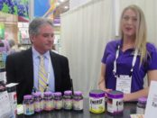 Expo East 2017: Trisha MacDonald & Pat Hessler, Bluebonnet Nutrition Corporation