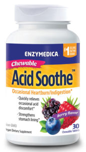 Enzymedica Acid Soothe Chewable